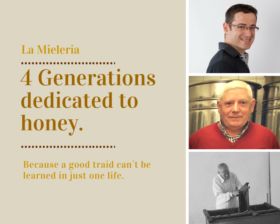 [English] 4 Generaciones dedicados a la miel