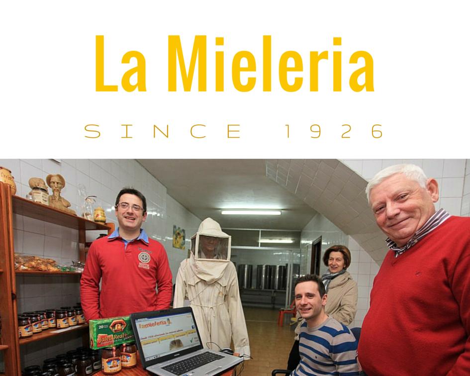 [English] La Mieleria - Venta de Miel