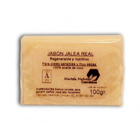 Soap with Royal Jelly 100 gr