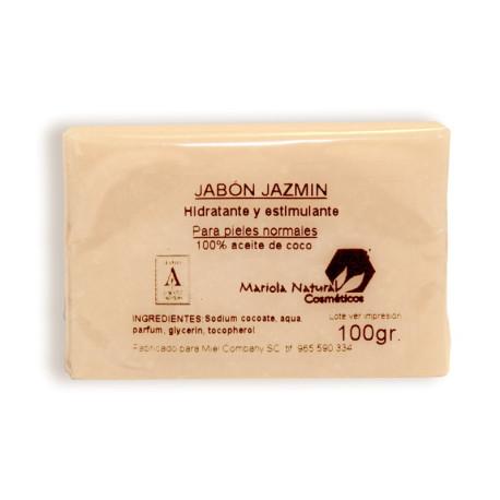 Jazmin soap 100 gr