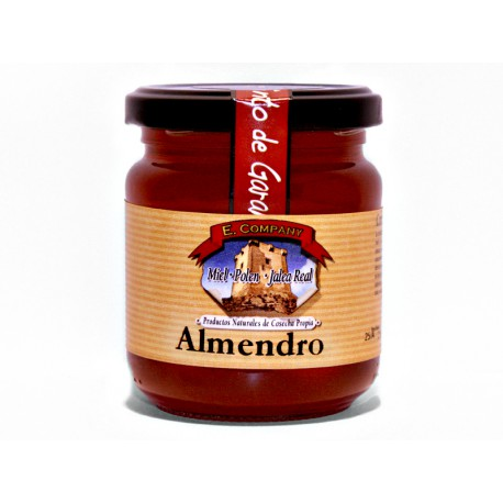 Honey Almond - 250g Jar