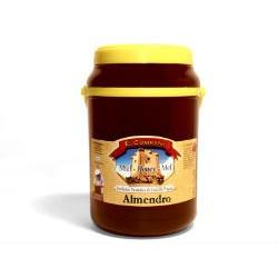 Miel de almendro - Bote 2 kg