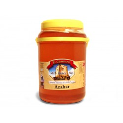 Orange Blossom Honey - Can 2 kg