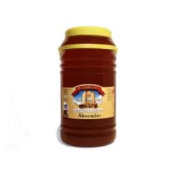 Miel de almendro - Bote 3 kg