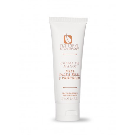 Hand Cream with Royal Jelly, Honey and Propolis 100 ml