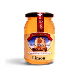 Honey of Flower of the Lemon - Jar 500 gr.