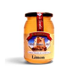 Miel de Limon - Tarro 500 gr.