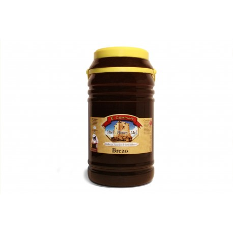 Miel de Brezo - Bote 3 kg