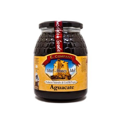 Miel de Aguacate - Tarro 1 kg