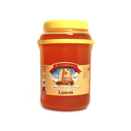 Miel de Limón - Tarro 1 kg