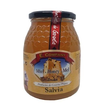 Rosemary Honey - Jar 1 kg