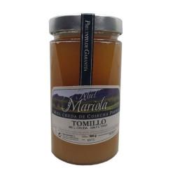 Thyme Honey - Jar 500 gr