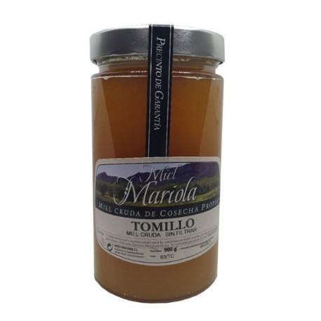 Miel de Tomillo Tarro 900 gr