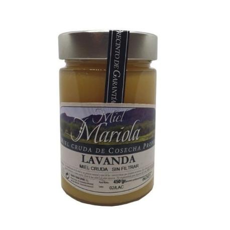 Raw rosemary honey 450 gr. jar