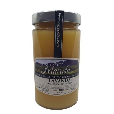 Raw rosemary honey 900 gr. jar
