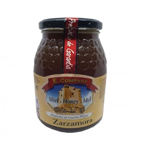 Miel de Zarzamora Tarro 1 kg