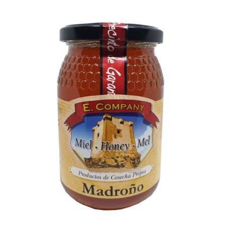 Miel de Madroño Tarro 500 gr