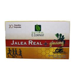 Jalea Real 1000mg.+ Ginseng 500mg.