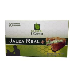 Jalea Real 1000mg + vitamininas