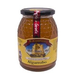 Miel de Algarrobo 1 Kg