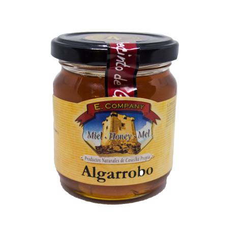 Miel de Algarrobo 250 gr