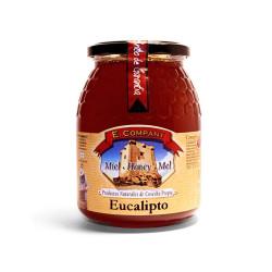 Honey of Eucaliptus - Jar 1 kg