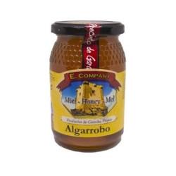 Miel de Algarrobo 500 gr
