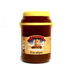Miel de Eucalipto - Bote 2 kg