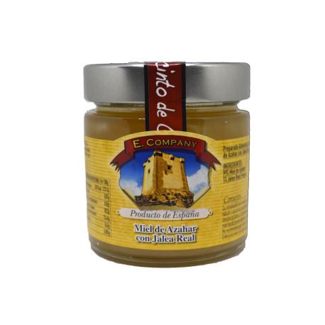 Miel de Eucalipto con propoleo y jalea 500gr