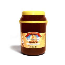 Thyme Honey - Can 2 kg