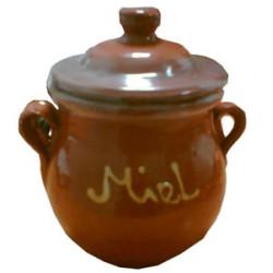 Detalle para boda-Tarro de ceramica de 250 grs personalizable