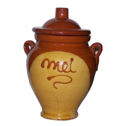 Detalle para boda - Orza de Ceramica de 250 grs personalizable -