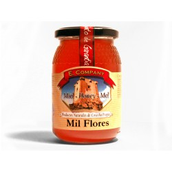 Milflores Honey - Jar 500 gr