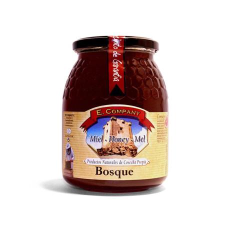 Forest Honey - Jar of 1 kg