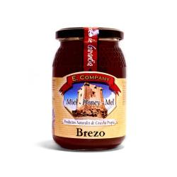 Miel de Brezo - Tarro 500 gr