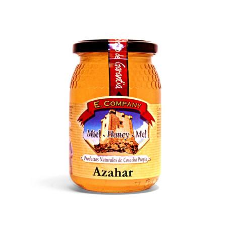Miel de Azahar - Tarro 500 gr.