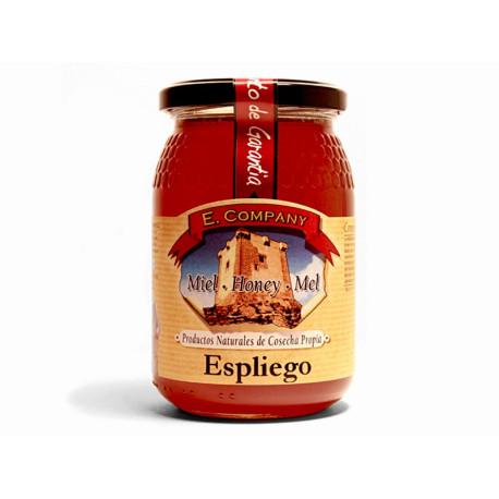 Miel de espliego - Tarro 500 gr