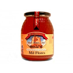 Milflores Honey - Can 1 kg