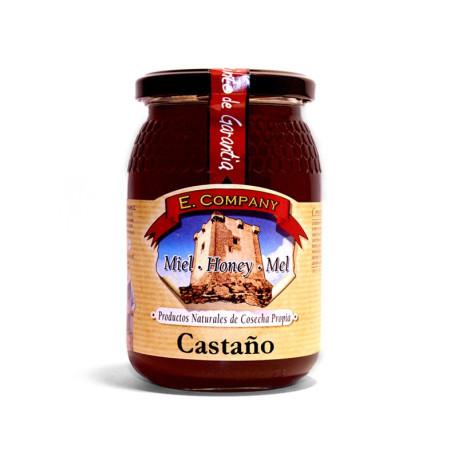 Chestnut Honey - 500g Jar