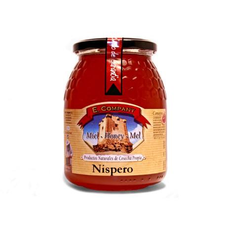 Miel de Níspero - Tarro 1 kg