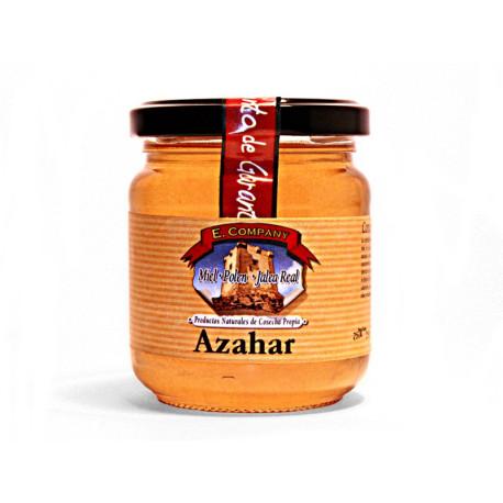 Orange blossom honey-jar 250 gr
