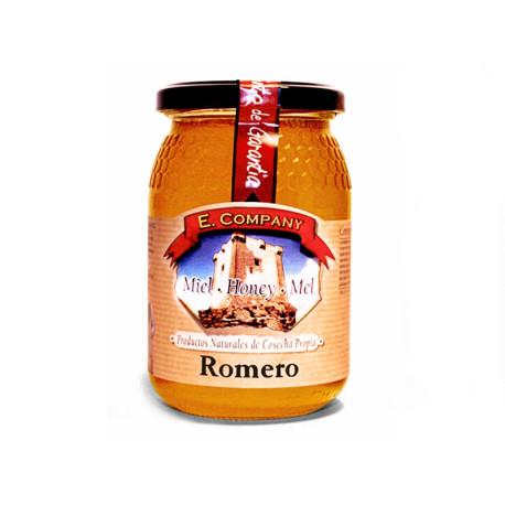 Rosemary Honey - Jar 500 gr