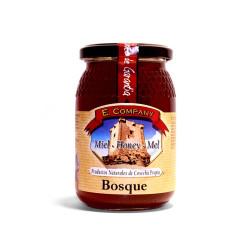 Miel de Bosque- Tarro 500 gr