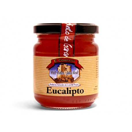 Eucalyptus Honey-Jar 250 gr