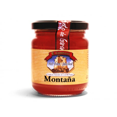 Mountain Honey - Jar 250 gr.