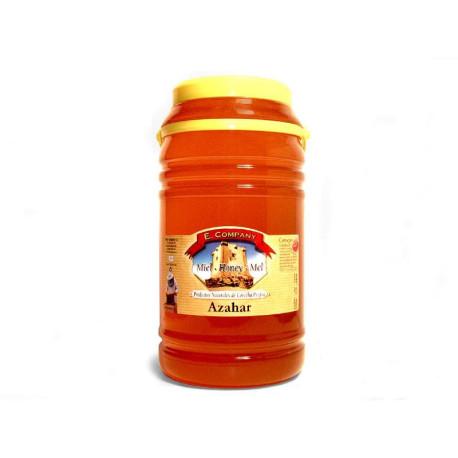 Miel de Azahar - Bote de 5 kg