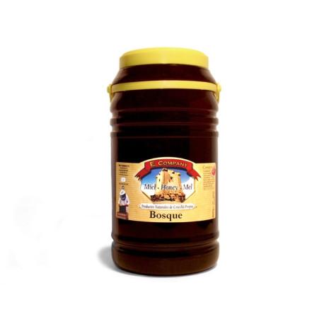 Forest Honey - 3kg Bucket