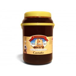 Honey Brown - Pot 2 kg