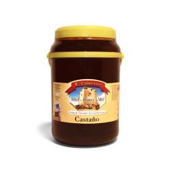 Miel de Castaño - Bote 2 kg