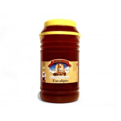 Eucalyptus Honey - Can 3 kg